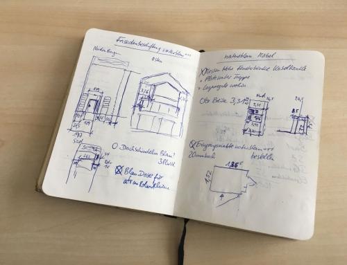 Bautagebuch Resumee